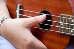 Hand for Ukulele