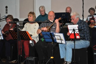 Dee Ukes @ Happy Ukes Social Evening 21/03/17
