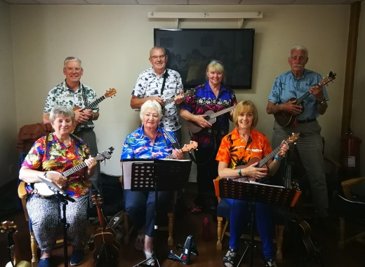 Dee Ukes @Fordmill Care Home, Montrose 12/07/18